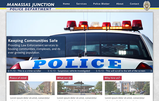 Manassas Junction Police Department